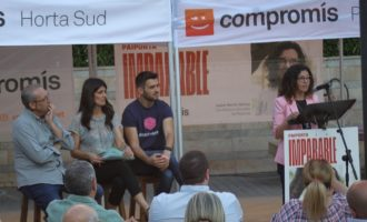 Compromís per Paiporta presenta la seua candidatura per continuar amb les polítiques del canvi