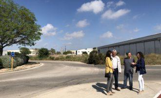 Compromís projecta la urbanització completa del polígon de La Pascualeta de Paiporta