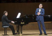 Juan Diego Flórez torna al Palau per a interpretar un repertori amb Àries i cançons de Bellini, Donizetti, Verdi i Bizet