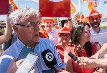 """Ribó apuesta por una alianza """"lo más amplia posible"""" con Podemos, Errejón y """"todas las fuerzas de la izquierda"""""""