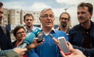 Ribó cita a reuniones a los candidatos de los partidos que compondrán el Ayuntamiento desde este jueves