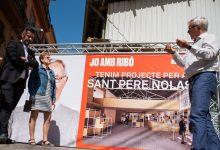 """La propuesta de Compromís para Morverde: la """"regeneración del barrio"""" a través del mercado"""