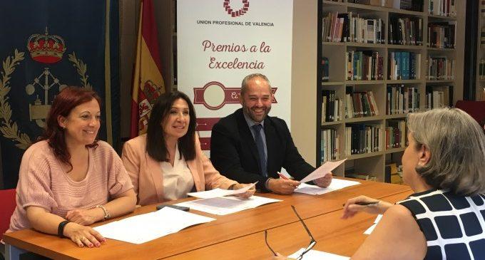 Unión Profesional de Valencia convoca la IV Edició dels Premis a l'Excel·lència Professional