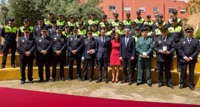 Mislata celebra el Dia de la Policia Local amb un reconeixement al mèrit dels seus agents
