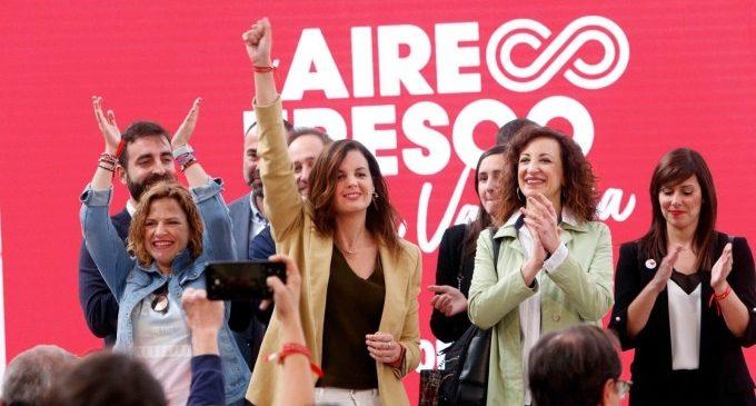 Gómez (PSPV) proposa destinar el 2,5% del pressupost de València a innovació i 21 milions a sectors emergents