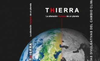 """Les Naus presenta el llibre 'Thierra', amb """"claus per a fer front al canvi climàtic"""""""