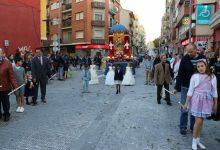 Torrent celebra la tradicional fiesta de la Virgen del Rosario