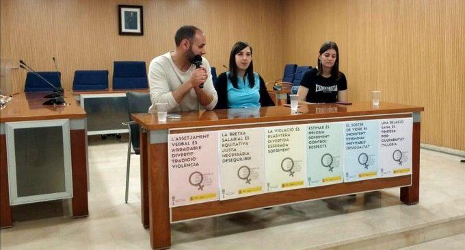 Foios presenta les accions igualitàries dins del Pacte d'Estat contra la violència de gènere