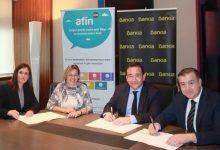 Bankia i Afín SGR renoven el seu acord de col·laboració per a finançar a autònoms i pimes valencianes
