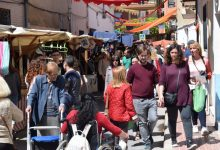 Benetússer celebra la seua onzena Fira Associativa i Comercial