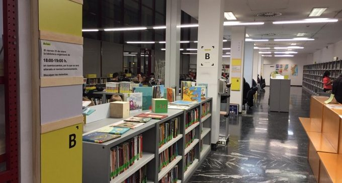 La senyalística a les biblioteques municipals, premiada amb la màxima distinció