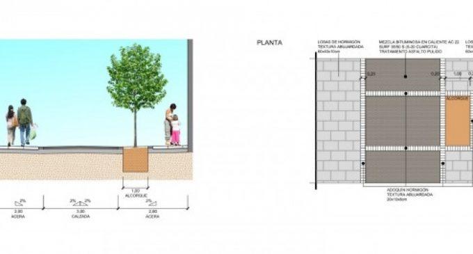 Obert el procés de contractació per a reurbanitzar el carrer dels Àngels del Cabanyal