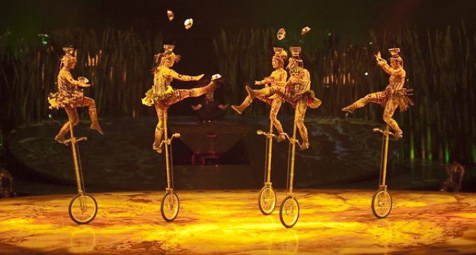 El Cirque du Soleil arriba a València amb el seu espectacle Kooza