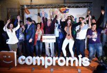 La fortaleza de Compromís con Joan Ribó supera en votos al Partido Popular de Rita Barberá de 2015