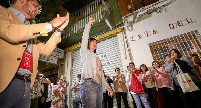 Diana Morant elegida alcaldessa de Gandia amb els vots de PSPV-PSOE i Compromís Més Gandia Unida