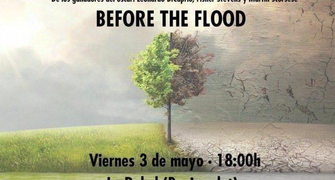 Fridays for Future reivindicarà la lluita contra el canvi climàtic amb el documental 'Before The flood'