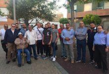 """Jesús Ros anima a la participació i al vot en Poble Nou """"recordant-se de qui fan polítiques per a les persones"""""""