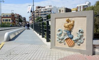 Finalitzada la restauració dels escuts del Pont Vell de Paiporta