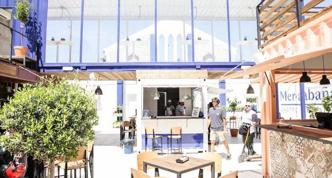 Mercabañal, un nuevo espacio gastronómico con guiños a la esencia del Cabanyal