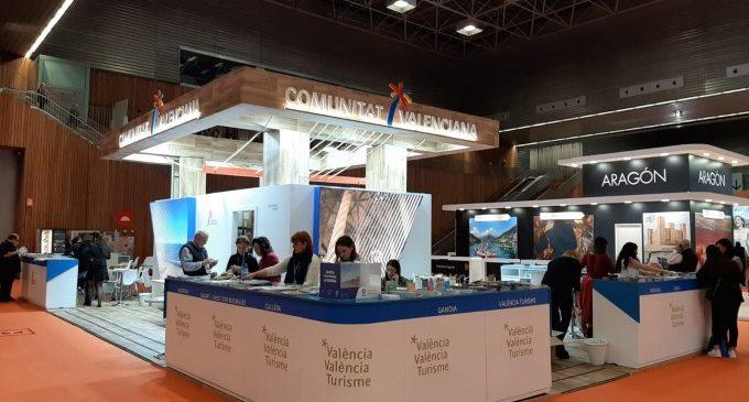 València Turisme felicita a Expovacaciones Bilbao i acudeix amb nous productes