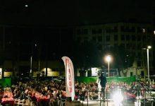La Plaça de la Llibertat s'omple per a celebrar el Dia del Treballador