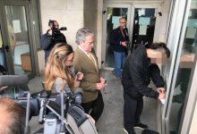 El cunyat de Barberá acudeix a signar al jutjat per primera vegada després de la seua eixida de presó pel cas Assut