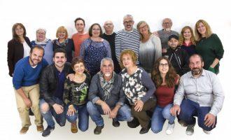 Compromís per Paterna dona a conèixer la seua llista electoral per a les eleccions del 26M