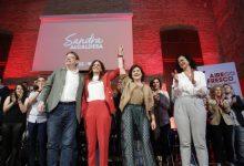 Carmen Calvo asegura que Sandra Gómez es la