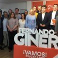 """Giner (Cs) critica la """"radicalización"""" de PSPV de València y que ha sido """"sumiso"""" a las políticas de Grezzi"""