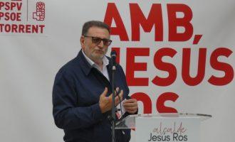Jesús Ros millora els seus resultats en les Eleccions Municipals de Torrent