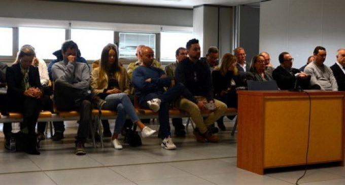 Blasco i la seua cúpula en Solidaritat reconeixen el frau en les ajudes a ONG