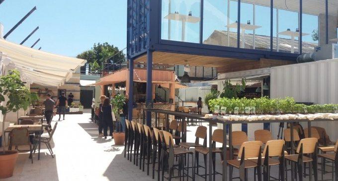 """El espacio 'Mercabañal' abre este viernes con 1.200 metros cuadrados de """"disfrute gastronómico"""" al aire libre"""