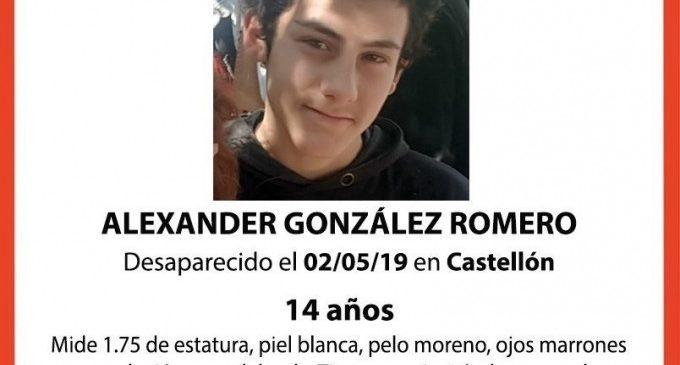 Localitzen al xic de 14 anys que buscaven a Castelló des d'aquest dijous