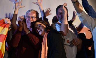 Ribó revalida l'alcaldia com a força més votada però Podemos no arriba al 5%