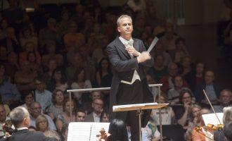 L'Orquestra de València interpreta demà un concert a cavall dels segles XX i XXI