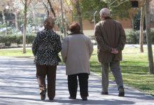La pensión media de jubilación en la Comunitat Valenciana se sitúa en 1.061,28 euros al mes