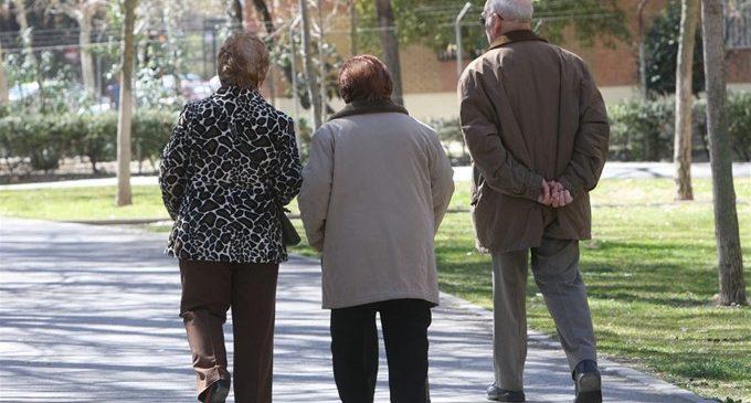 La pensió mitjana de jubilació aconsegueix els 1.039,64 euros al maig en la Comunitat Valenciana