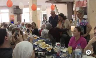 Monica Oltra visita Picanya per posar en relleu el seu suport personal a la candidatura de Compromís per Picanya, encapçalada per la Sec. Aut. Helena Ferrando