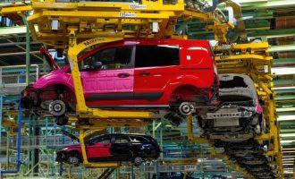 Ford proposa un nou ERTO de cinc dies que afectarà a prop de 6.000 treballadors