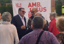 """Jesús Ros recalca la necessitat de """"un govern fort"""" capaç de liderar la transformació de Torrent"""