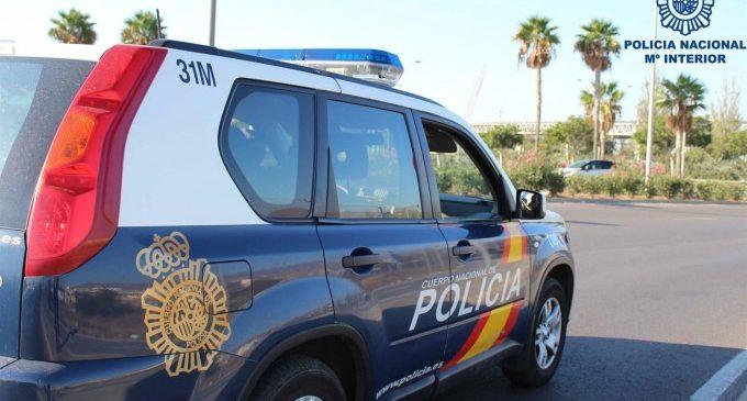 Detinguts dos homes que es van agredir mútuament amb una destral i una botella a Paterna