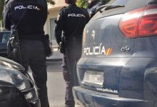 Detingut un home per apunyalar la seua exparella a València