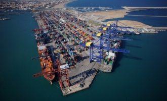 El Puerto de Valencia supera a Bremen y se convierte en el cuarto de Europa en tráfico de contenedores