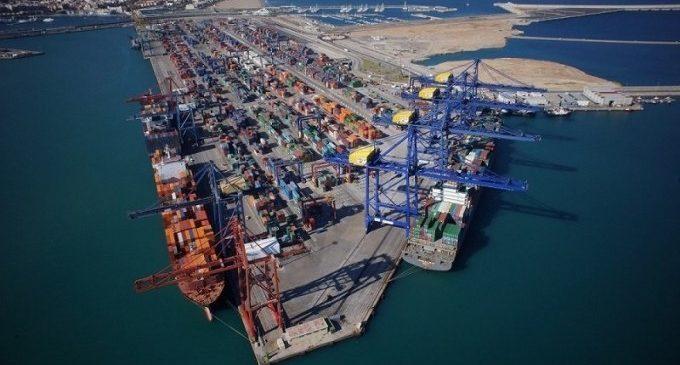 El Port de València supera a Bremen i es converteix en el quart d'Europa en trànsit de contenidors
