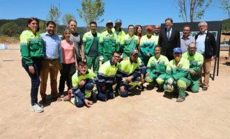 """Puig reivindica """"projectes solvents"""" que actuen com a motor econòmic per a les comarques despoblades"""