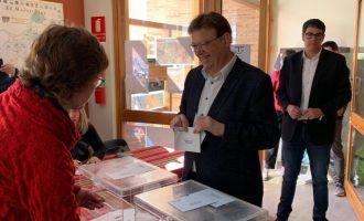"""Puig anima que """"tots els valencians, amb la seua legitimitat i llibertat, facen avançar a cada poble i ciutat"""""""