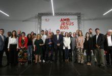 Jesús Ros Piles presenta la seua candidatura a l'alcaldia de Torrent davant més de 500 persones