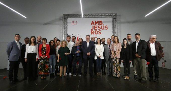 Jesús Ros Piles presenta su candidatura a la alcaldía de Torrent ante más de 500 personas