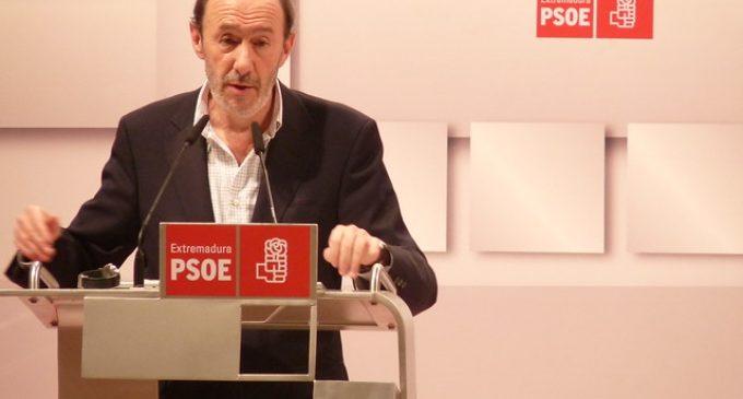 Suspesos els actes de Ábalos i Calvo i la resta de l'agenda de campanya del PSPV per la mort de Rubalcaba