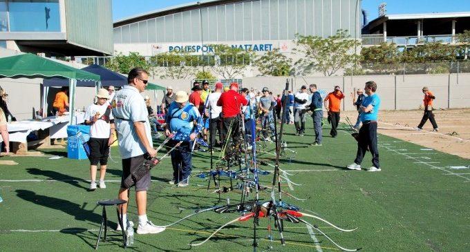 El Poliesportiu Natzaret acull el diumenge 5 de maig la VIII edició del Trofeu Ciutat de València de Tir amb Arc